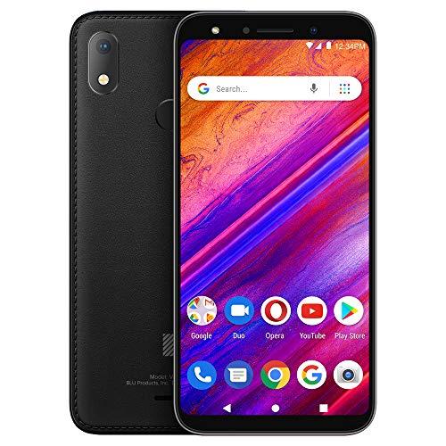 BLU VIVO X5-5.7' HD Display Smartphone, 64GB+3GB RAM -Black