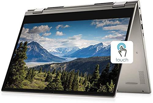 Dell Inspiron 5406 2-in-1 Laptop, 14' 1366x768 Touchscreen, n Intel (R) Core (TM) i5-1135G7 Processor, 8GB RAM, 256GB SSD, Windows 10