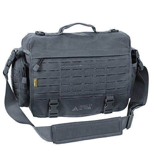 DIRECT ACTION Messenger Mk II Tactical Bag Shadow Grey Mk II