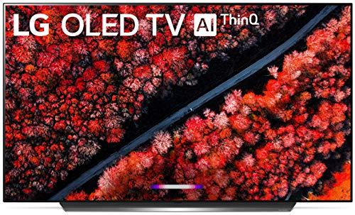 LG OLED65C9PUA Alexa Built-in C9 Series 65' 4K Ultra HD Smart OLED TV (2019)
