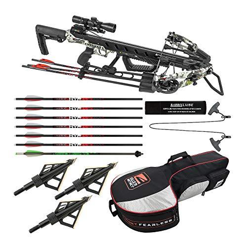 Killer Instinct Ripper 425 Fps Crossbow Package Ready to Hunt Bundle (5 Items)