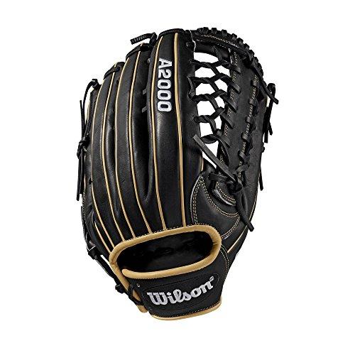 Wilson A2000 KP92 12.5' Outfield Baseball Glove - Right Hand Throw