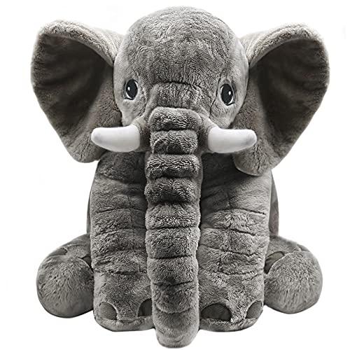 Stuffed Elephant Plush Animal Toy 24 INCH
