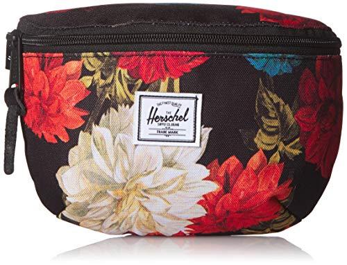 Herschel Fourteen Waist Pack, Vintage Floral Black, 1.0L