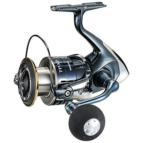 SHIMANO Twin Power XD TPXD4000XG Spinning Fishing Reel, Gear Ratio: 6.2:1