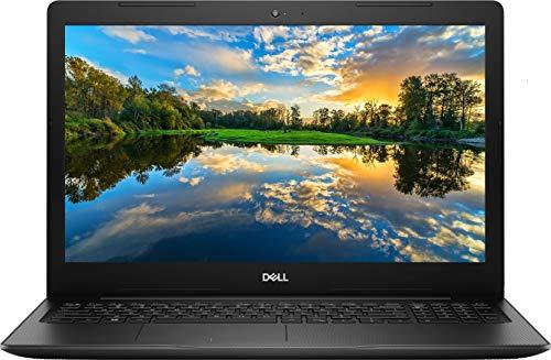 2021 Newest Dell Inspiron 15.6' HD Laptop, Intel Core i3-1005G1 Processor, 12GB DDR4 Memory, 1TB HDD, WiFi, Webcam, Online Class Ready, HDMI, Bluetooth, Win10 Home, Black