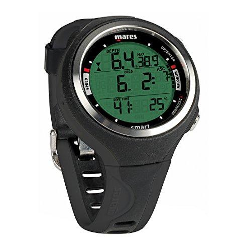 Mares Smart Wrist Dive Computer (Black)