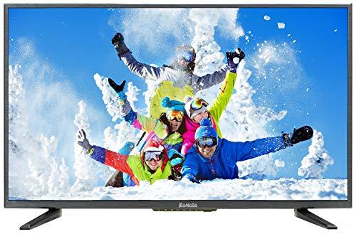 Komodo by Sceptre 32' 720p MHL HDMI X2 LED HDTV, Metal Black 2019 (KX-322)