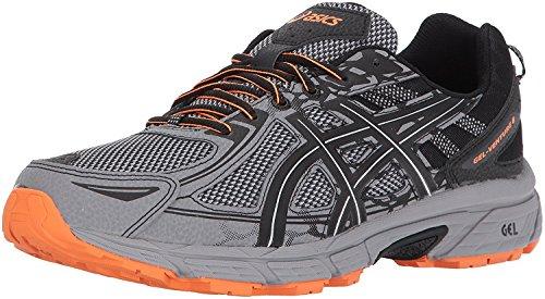 ASICS Men's Gel-Venture 6 Running Shoe, Frost Grey/Phantom/Black, 10 Medium US