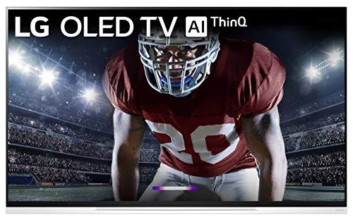 LG OLED55E9PUA Alexa Built-in E9 Series 55' 4K Ultra HD Smart OLED TV (2019)