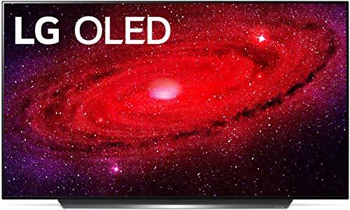 LG OLED55CXPUA Alexa Built-In CX Series 55' 4K Ultra HD Smart OLED TV (2020)