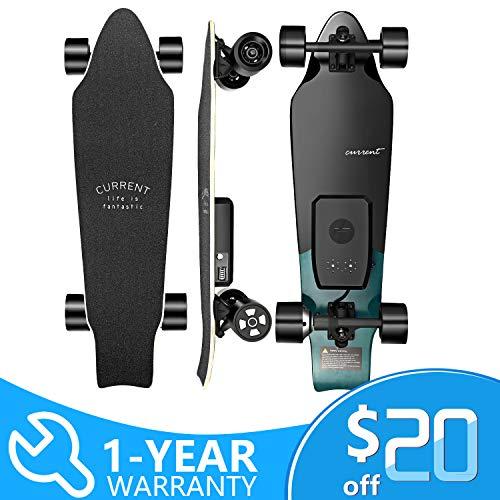 Current x1 Electric Skateboard Longboard