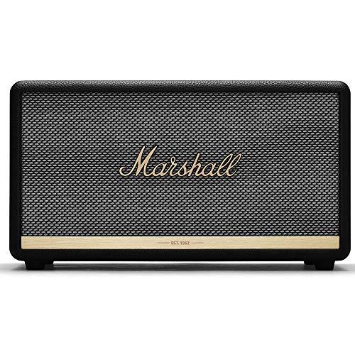 Marshall Stanmore II Wireless Bluetooth Speaker, Black - NEW