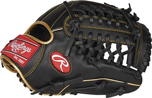 Rawlings R9 Series Baseball Glove, Mod Trap Web, 11.75 inch, Right Hand Throw