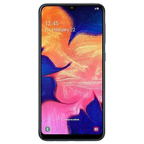 Samsung Galaxy A10 32GB A105G/DS LTE Unlocked GSM 6.2' HD+ Smartphone - International Version, No Warranty (Blue)